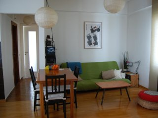 1 bedroom Apartment with Elevator Access in Moschato - Moschato vacation rentals