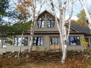 New Luxury Eco Cottage Villa on a Secluded Lake - Muskoka Lakes vacation rentals