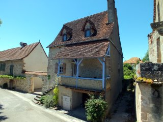Charming Lacapelle Marival vacation Gite with Television - Lacapelle Marival vacation rentals