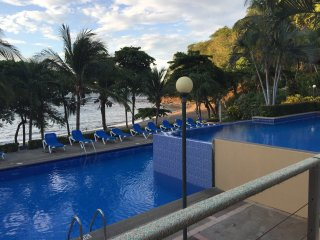 Beach Front Condo- Gated Community - Playa Ocotal vacation rentals