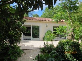Petite villa luxueuse neuve (50m2) 10km Brignoles - Forcalqueiret vacation rentals