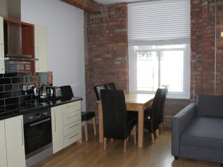 Dazzling City Centre Apartment - Manchester vacation rentals