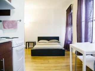 Bright and Wonderful Studio Apartment in Upper East Side - Huge Studio - New York City vacation rentals