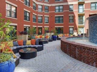Furnished 1-Bedroom Apartment at 13th St NW & M St NW Washington - Washington DC vacation rentals