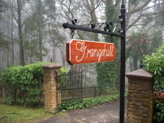 Grangehill Mount Macedon B&B sweeping views - Mount Macedon vacation rentals