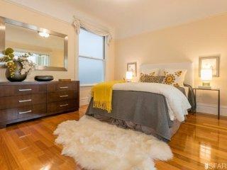 Sunny Elegant Victorian Home - 1 Bedroom - San Francisco vacation rentals