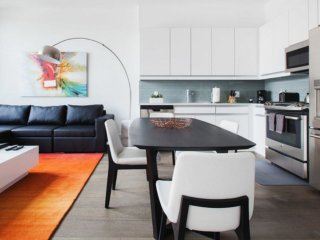Sleek Studio Apartment in Jersey City - Jersey City vacation rentals