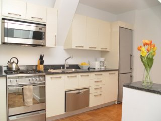 ALLURING 2 BEDROOM 2 BATHROOM FURNISHED APARTMENT - New York City vacation rentals