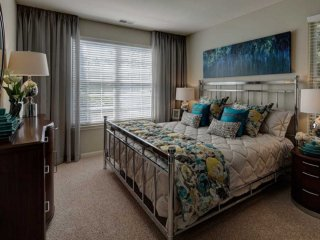 Furnished 2-Bedroom Apartment at Emerson Ln & Corday Dr Naperville - Naperville vacation rentals