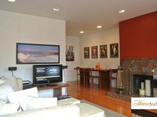 Furnished 1-Bedroom Condo at Webster St & Union St San Francisco - San Francisco vacation rentals