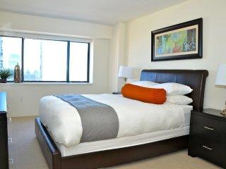 CLEAN, LUXURIOUS AND ELEGANT 2 BEDROOM, 2 BATHROOM APARTMENT - Boston vacation rentals