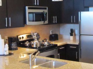 Furnished 1-Bedroom Apartment at McGowen St & Baldwin St Houston - Houston vacation rentals