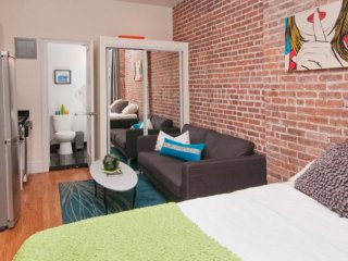 Furnished Studio Apartment at 8th Ave & W 17th St New York - Hoboken vacation rentals