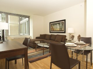 Furnished 1-Bedroom Apartment at Barker Ave & Cottage Pl White Plains - White Plains vacation rentals