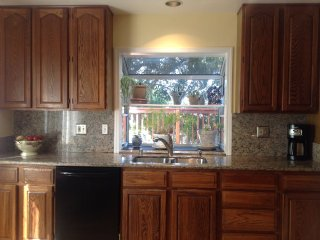 Furnished 3-Bedroom Home at Highland Blvd & Modoc Ave Hayward - Hayward vacation rentals