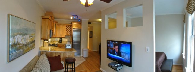 Furnished 1-Bedroom Apartment at East Capitol St NE & 2nd St NE Washington - Image 1 - Washington DC - rentals