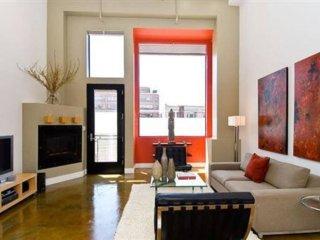 Furnished 2-Bedroom Loft at 3rd St & Townsend St San Francisco - San Francisco vacation rentals