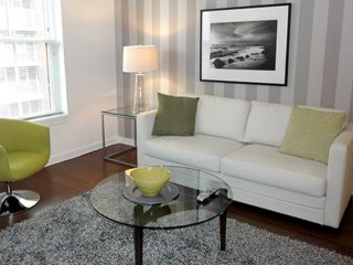 Furnished 1-Bedroom Apartment at Summer St & Oak St Stamford - Stamford vacation rentals