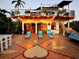 Bright 7 bedroom Villa in Sayulita - Sayulita vacation rentals