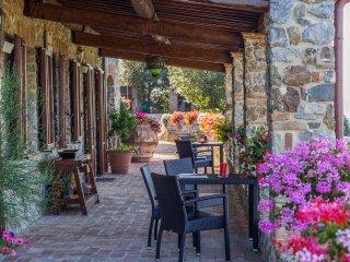 Poggio alla Rocca - GINESTRA - Casale di Pari vacation rentals