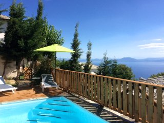 PELION HOMES | Villa THALIA contemporary with pool - Agios Georgios Nilias vacation rentals