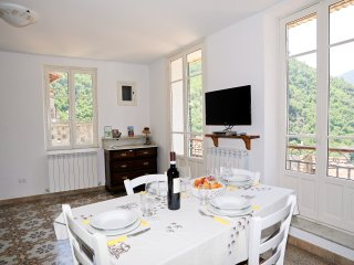 Cozy flat with view in the medieval heart of Pigna - Pigna vacation rentals