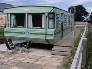 Nice Caravan/mobile home with Internet Access and Television - Robin Hoods Bay vacation rentals