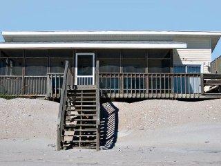 NOAH'S ARK - Topsail Beach vacation rentals