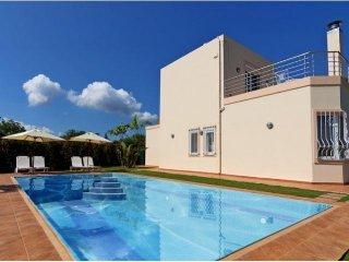 Modern Villa with 3 bedrooms in Gerani - Gerani vacation rentals