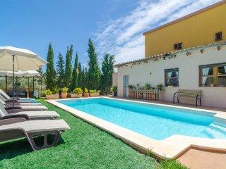 CAN VIVES - Villa for 9 people in Porto Cristo - Porto Cristo vacation rentals