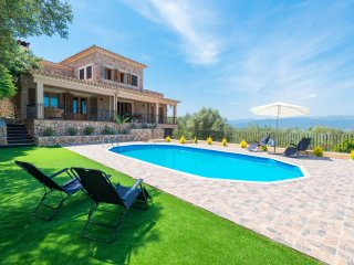 TEUJANA  - Property for 8 people in Ses Coves - Santa Eugenia vacation rentals
