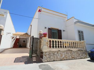 Beachfront vacation home in Torre San Giovanni in Salento Apulia with indoor - Ugento vacation rentals