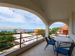 Apartments Kata - 61201-A3 - Karlobag vacation rentals