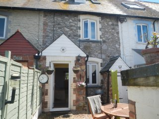 Cottage in Sea Side Village Near Exmoor, and Devon Somerset Coast path and beaches - Watchet vacation rentals