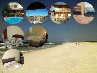 Casa c/ piscina entre o mar e lagoa - Arraial do Cabo vacation rentals