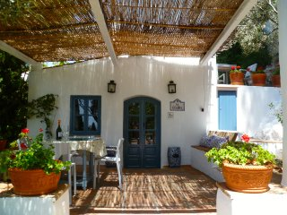 La Cuadra Traditional stone cottage in La Molineta. - Frigiliana vacation rentals