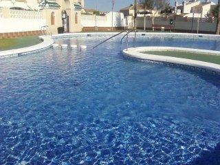 Spacious 3 Bedroom Apartment-Sleeps 5-Balcony &Sea - Playas de Orihuela vacation rentals