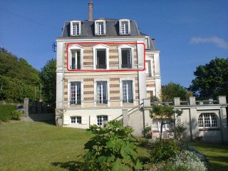 Résidence royal tennis etretat - Etretat vacation rentals