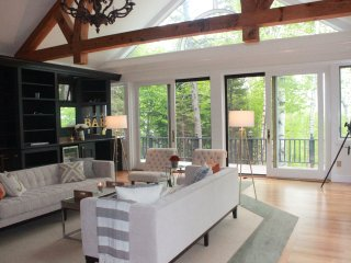 Incredible Home Sets Bar for Stratton Views&Luxury - Stratton Mountain vacation rentals