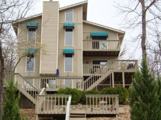 Paradise Cove - Unbelievable 4 Bedroom 3 Bath Lake Home. 10 MM Spring Cove. Great Hot Tub. - Sunrise Beach vacation rentals