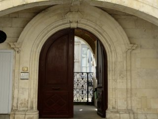 T1+, dans un Hôtel particulier du XVIII - La Rochelle vacation rentals