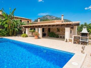 SA PARELLADA - Property for 4 people in Binibona - Binibona vacation rentals