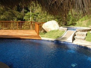 Perfect Villa with Deck and A/C - Herradura vacation rentals