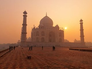 Parallels and Meridians Golden Triangle Tour - New Delhi vacation rentals