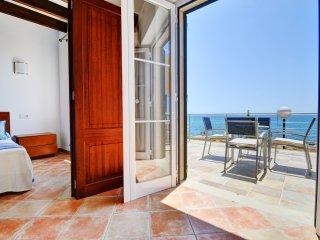 Poseidon II Apt. facing the sea and Cabrera island - Sa Rapita vacation rentals