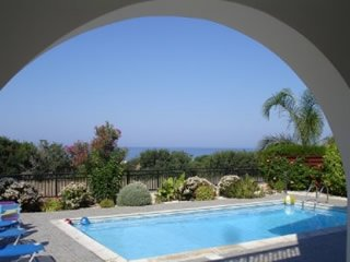 Ellada 1, Lovely Villa with Beautiful Sea Views! Walking distance to amenities. - Kissonerga vacation rentals