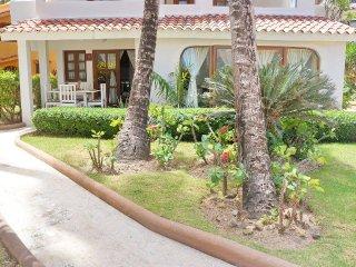 Beach Villa Bellavista 2bdr + WiFi - Bavaro vacation rentals