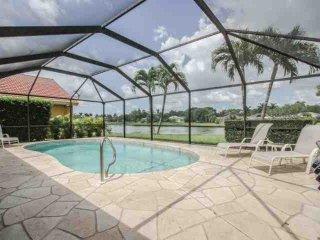 Briarwood 4BR/3BA Single Story Pool Home w/2 Car Garage & Incredible Lake Views - Naples vacation rentals