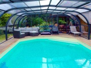 La Mare aux Geais- Chambre Les Roses-( 1pers) - Bois-Jerome-Saint-Ouen vacation rentals