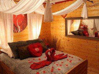 Chambre d'hôte romantique en Savoie - Cevins vacation rentals